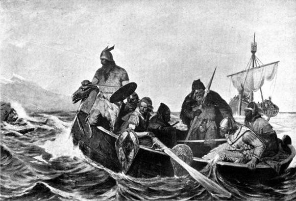 Expédition viking