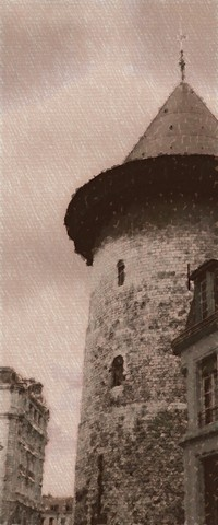 La Tour Jeanne d'Arc à Rouen