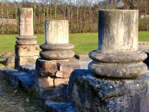 Le site archéologique de Vieux-la-Romaine