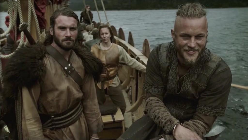 Rollon et Ragnar Lothbrok