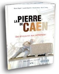 Couverture Livre pierre de Caen
