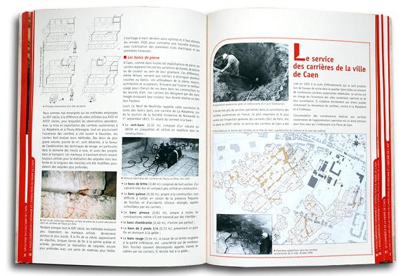 Livre pierre de Caen