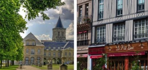 Caen versus Rouen