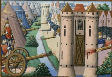 Siège de Rouen en 1418-1419