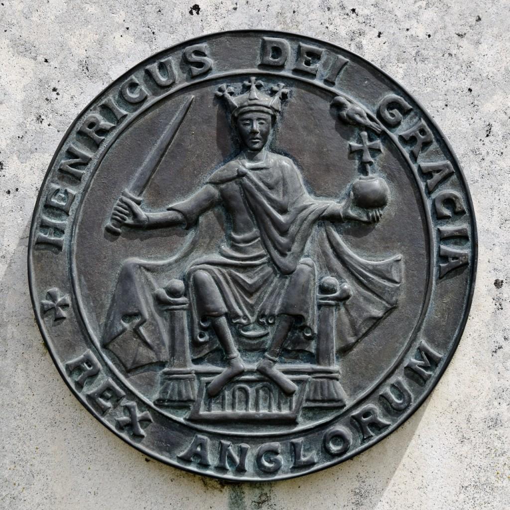 Sceau d'Henri Ier d'Angleterre