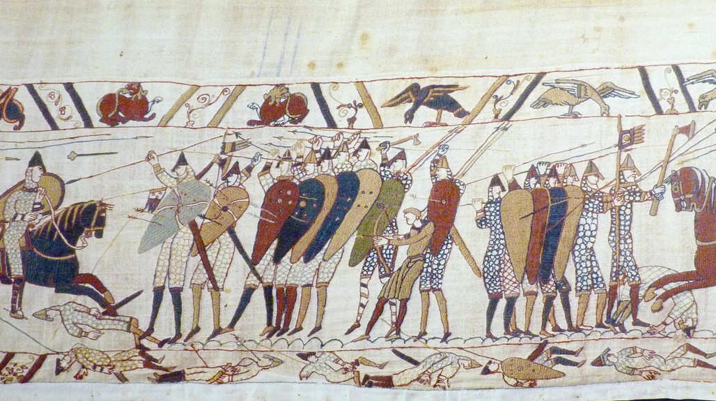 La conquête de l'Angleterre par le duc Guillaume de ...