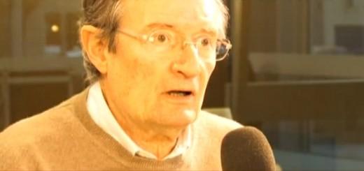 Claude Quétel interviewé lors du 1100e anniversaire de la Normandie