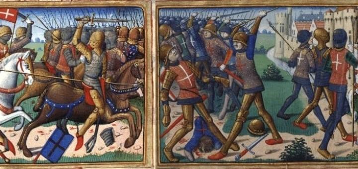Bataille de Verneuil, dans les Vigiles de Charles VII