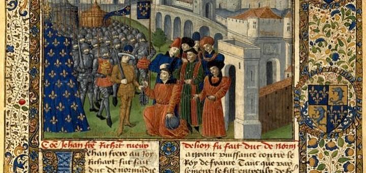 La reddition de Rouen