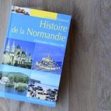 Couverture de Histoire de la Normandie par Christophe Maneuvrier