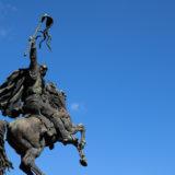Statue équestre de Guillaume le Conquérant